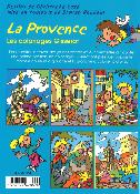 LA PROVENCE - COLORIAGES